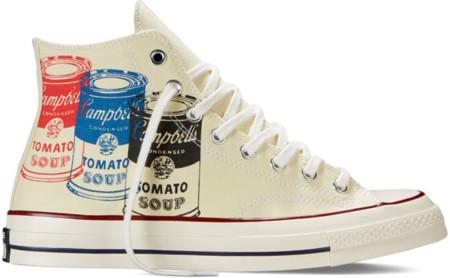 Converse X Andy Warhol 5