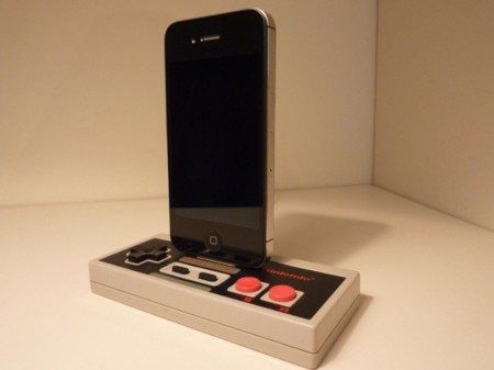 Dock iPhone NES