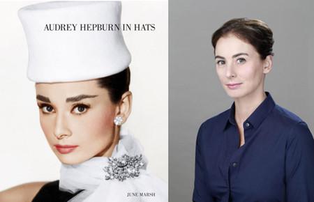 Tiffany vuelva a inspirarse en Audrey, en la figura de Francesca Amfitheatrof