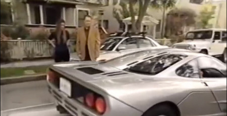 Cuando Elon Musk recibió su McLaren F1, y el desgraciado accidente de aquel coche