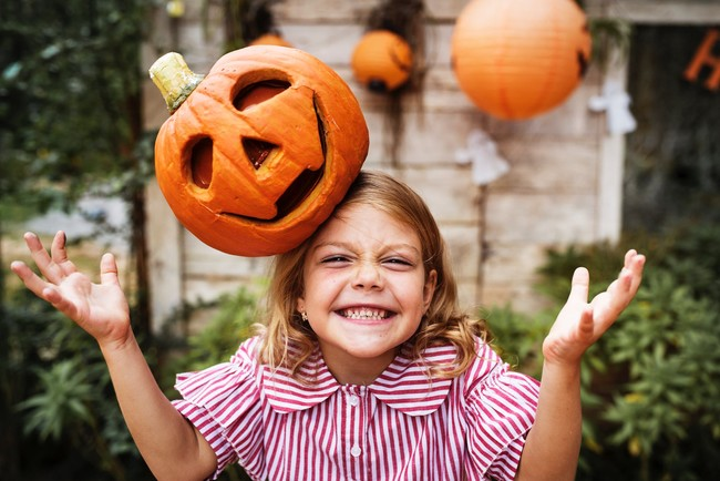 Halloween no solo tiene que ser terrorífico: también puede ser súper bonito