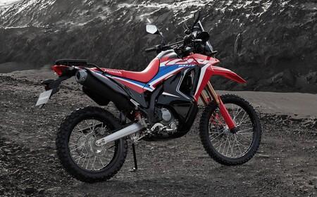 Honda Crf250 Rally 2021 2