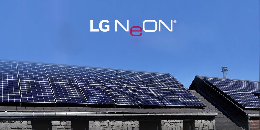 LG lanza sus paneles solares para autoconsumo en España con un rendimiento del 93% y mayor potencia gracias a su doble cara