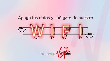 Virgin Mobile ahora ofrece WiFi gratuito a sus clientes de México, pero solo en estos lugares