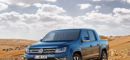 Volkswagen Amarok 2018: Precios, versiones y equipamiento en México
