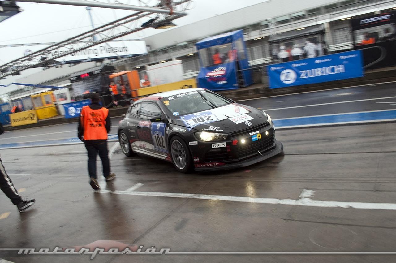 Foto de La increíble experiencia de las 24 Horas de Nürburgring (109/114)