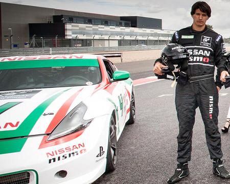 Ricardo Sánchez, un mexicano es campeón del GT Academy 2014 International