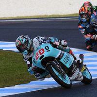 Fabio Quartararo, sancionado por utilizar una centralita no homologada, saldrá último en Moto3