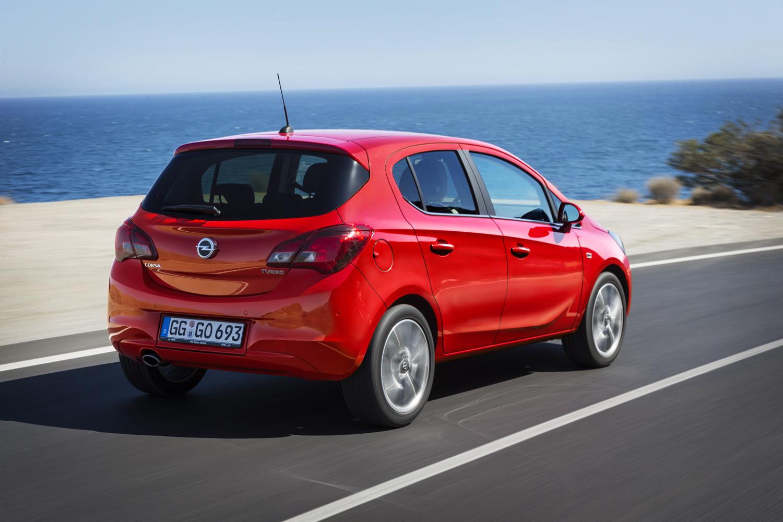 Foto de Opel Corsa (comparativa) (25/47)