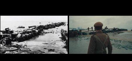 Este alucinante vídeo sobre 'Dunkerque' compara imágenes reales de la batalla con la película de Christopher Nolan