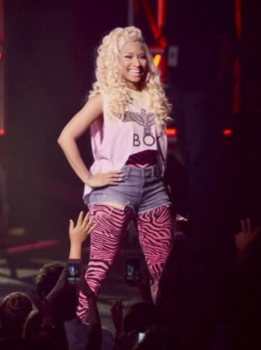 Boquitas de Piñón: Nicki Minaj la lía parda en Twitter