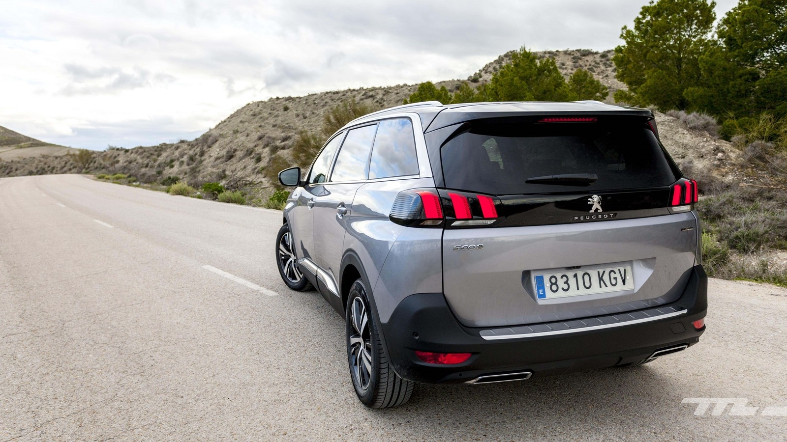 Foto de Peugeot 5008 2018, prueba (43/58)