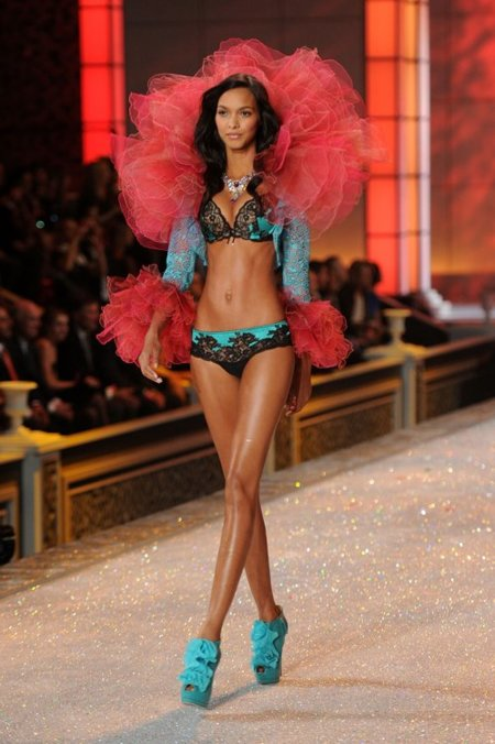 Joan Smalls Victorias Secret