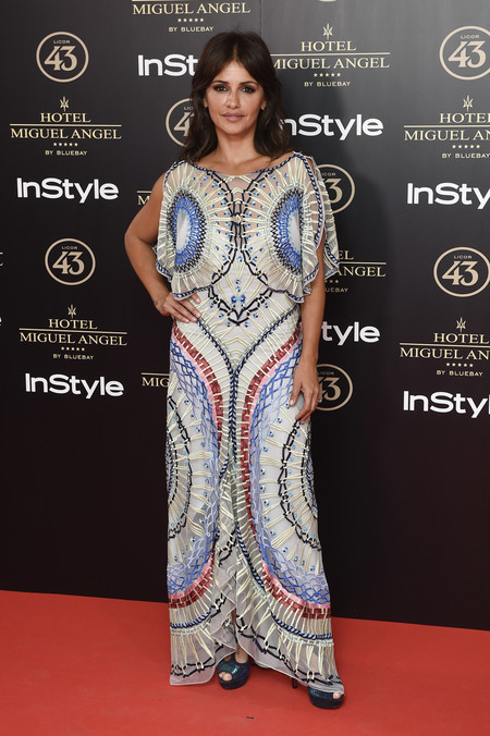 Fiesta Instyle Looks Actrices Alfombra Roja 2017 3