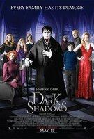 'Sombras Tenebrosas' ('Dark Shadows'), tráiler, cartel y nuevas imágenes de la misteriosa película de Tim Burton