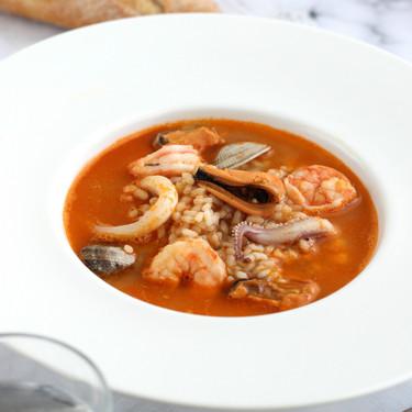 Arroz caldoso de marisco: una receta mucho más fácil de lo que parece
