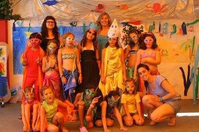 El campamento urbano Guillén Cuervo Summer Art Camp de artes escénicas va a por la segunda edición