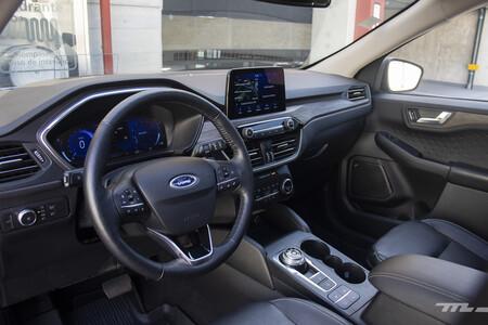 Ford Escape Titanium Prueba Opiniones Mexico 44