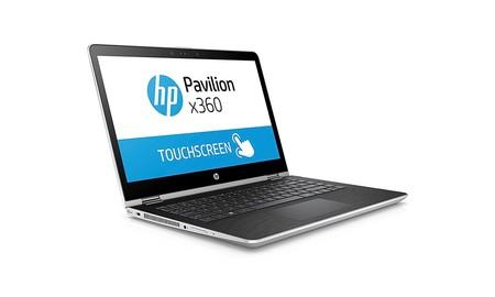 HP Pavilion x360, un convertible con configuración básica y 70 euros de descuento hoy, en Amazon