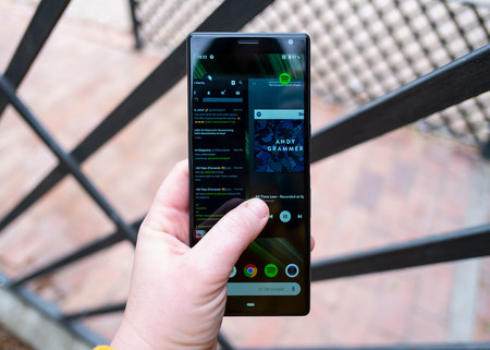 Sony Xperia 10 Plus Sistema Multitarea