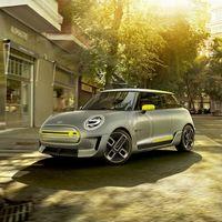 El MINI Electric Concept es una ventana al MINI 100% eléctrico que veremos en 2019