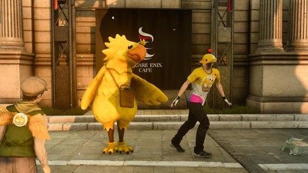 Final Fantasy Xv Moogle Chocobo Carnaval 02