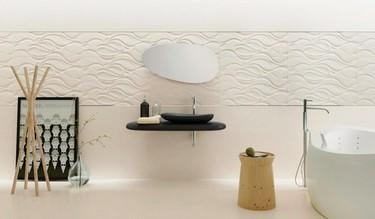River Stone, el nuevo lavabo de Dsignio, inspirado en la naturaleza, que veremos en Cevisama