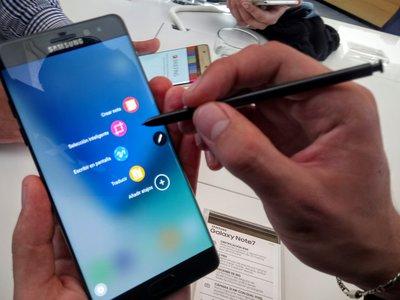 Galaxy Note 7 reacondicionado estaría a punto de regresar al mercado por la mitad de su precio original