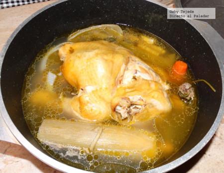 Concentrado de pollo sin clarificar agtc c m d a