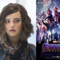 'Vengadores: Endgame': desvelado el personaje de Katherine Langford y por qué se eliminó de la película
