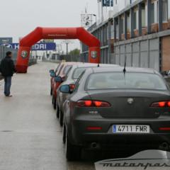 Foto 20 de 40 de la galería alfa-romeo-driving-experience-2008-jarama en Motorpasión
