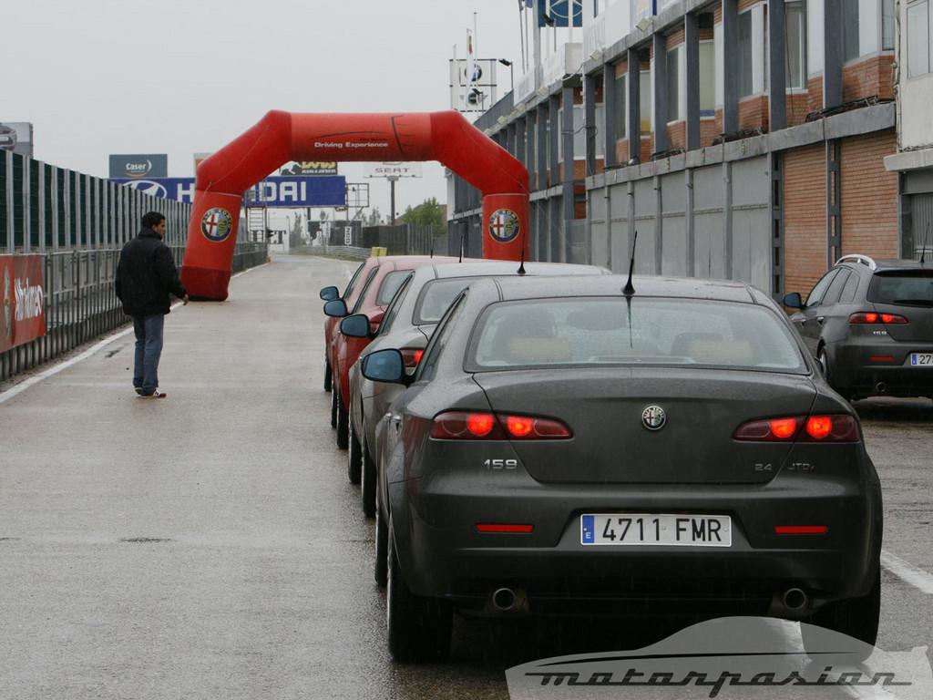 Foto de Alfa Romeo Driving Experience 2008 (Jarama) (20/40)