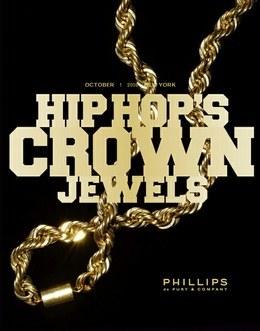 Hip Hop Crown Jewels, pospuesta la gran subasta en NY para el 2009