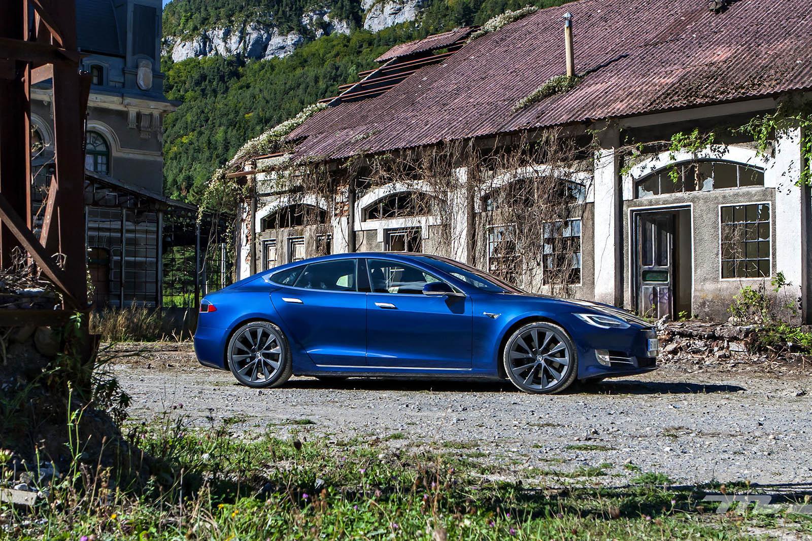 Foto de Tesla Model S 100D prueba (6/17)