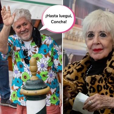 El 'desplante' que Concha Velasco le hizo a Pedro Almodóvar (y por el que el director no quiso trabajar nunca más con ella)
