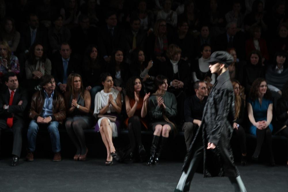 Foto de Jesús del Pozo en la Cibeles Fashion Week Otoño-Invierno 2011/2012 (65/71)