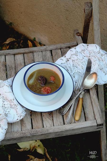 Paseo por la gastronomía de la red: platos de cuchara para entrar en calor
