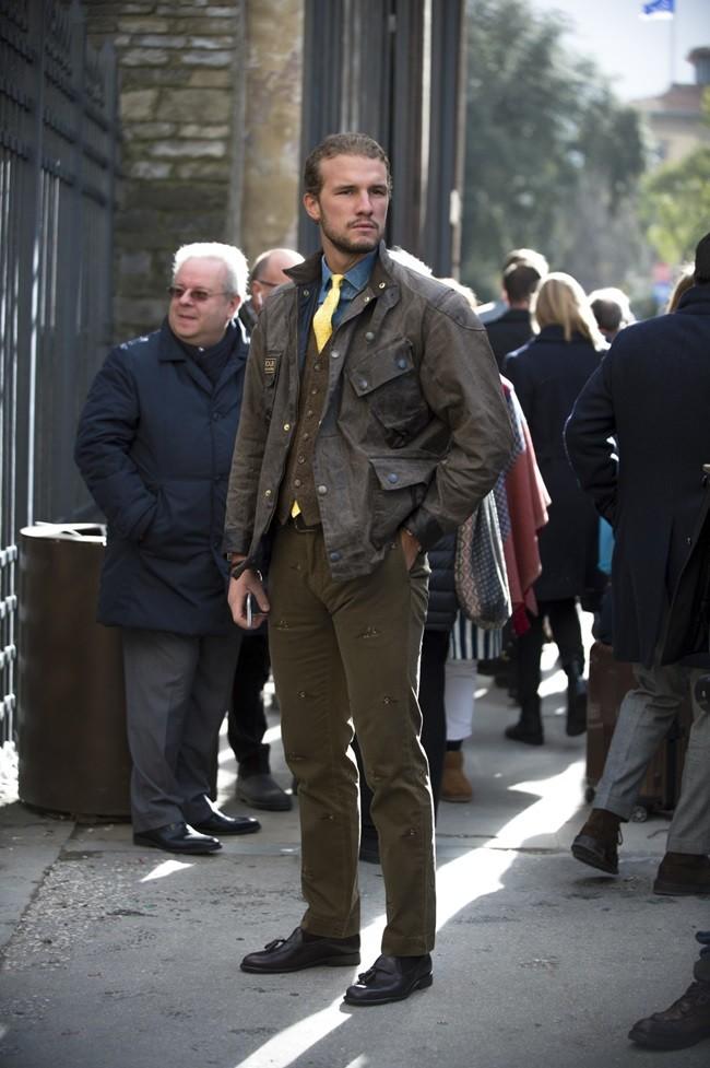 Trendencias hombre cuando aprieta el fr o qu ponerse for Thousand yard style
