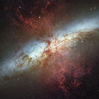 Qué son los chorros de estrellas y por qué un científico de México será premiado por explicarlos