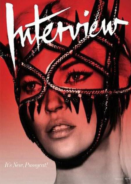 Interview, septiembre de 2008