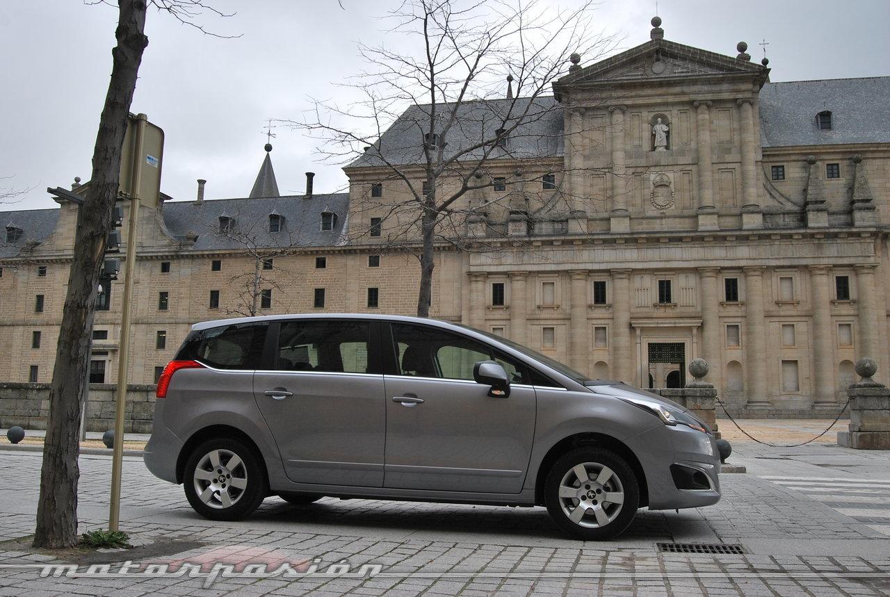 Foto de Peugeot 3008 y 5008 2014 (presentación) (11/22)