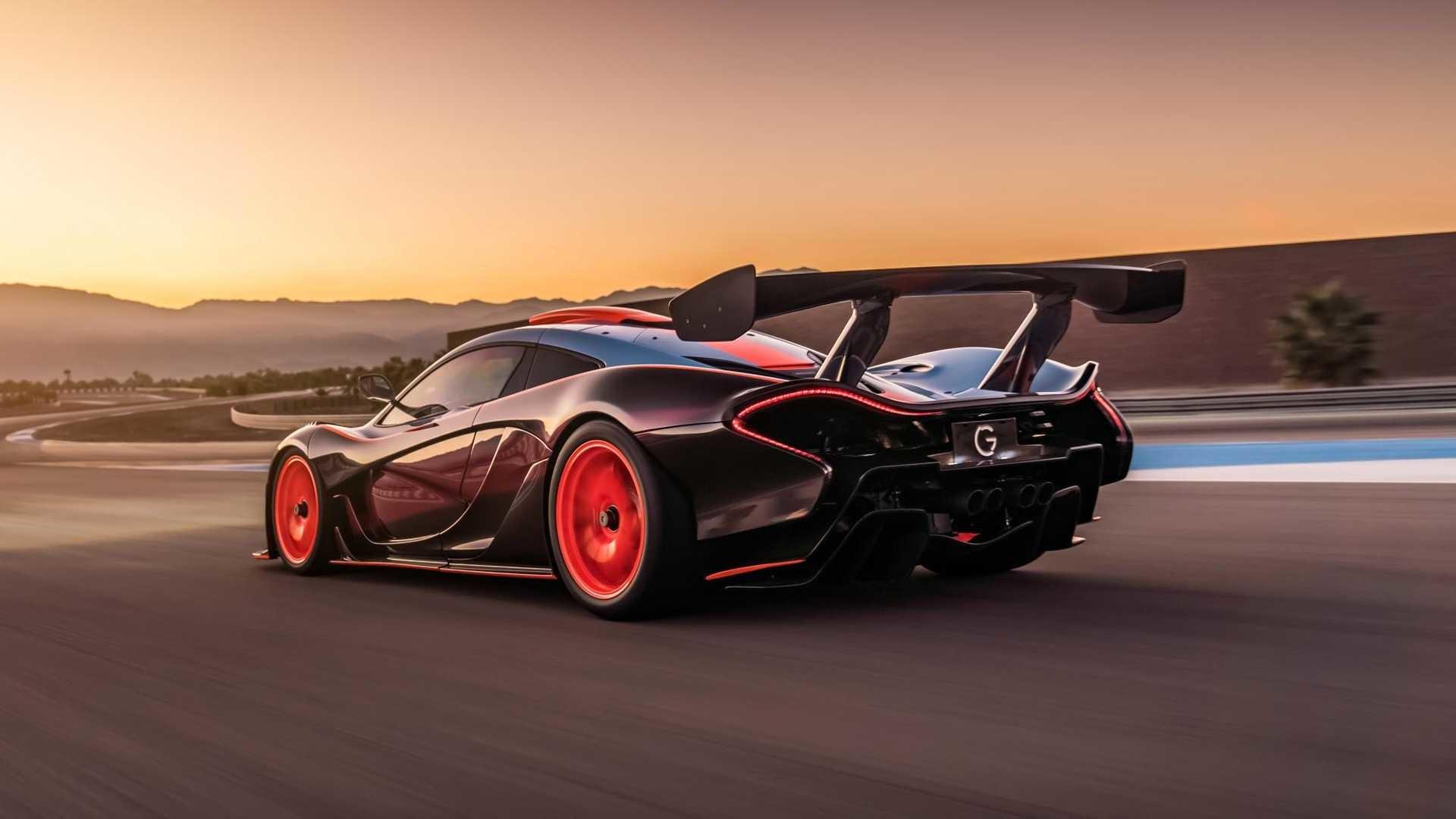 Foto de McLaren P1 GTR-18 preparado por Lanzante (32/32)