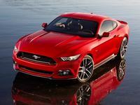 ¡Por fin revelado! Nuevo Ford Mustang 2015
