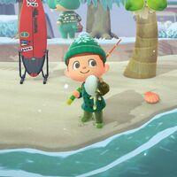 Animal Crossing: New Horizons: lista con todos los peces de febrero