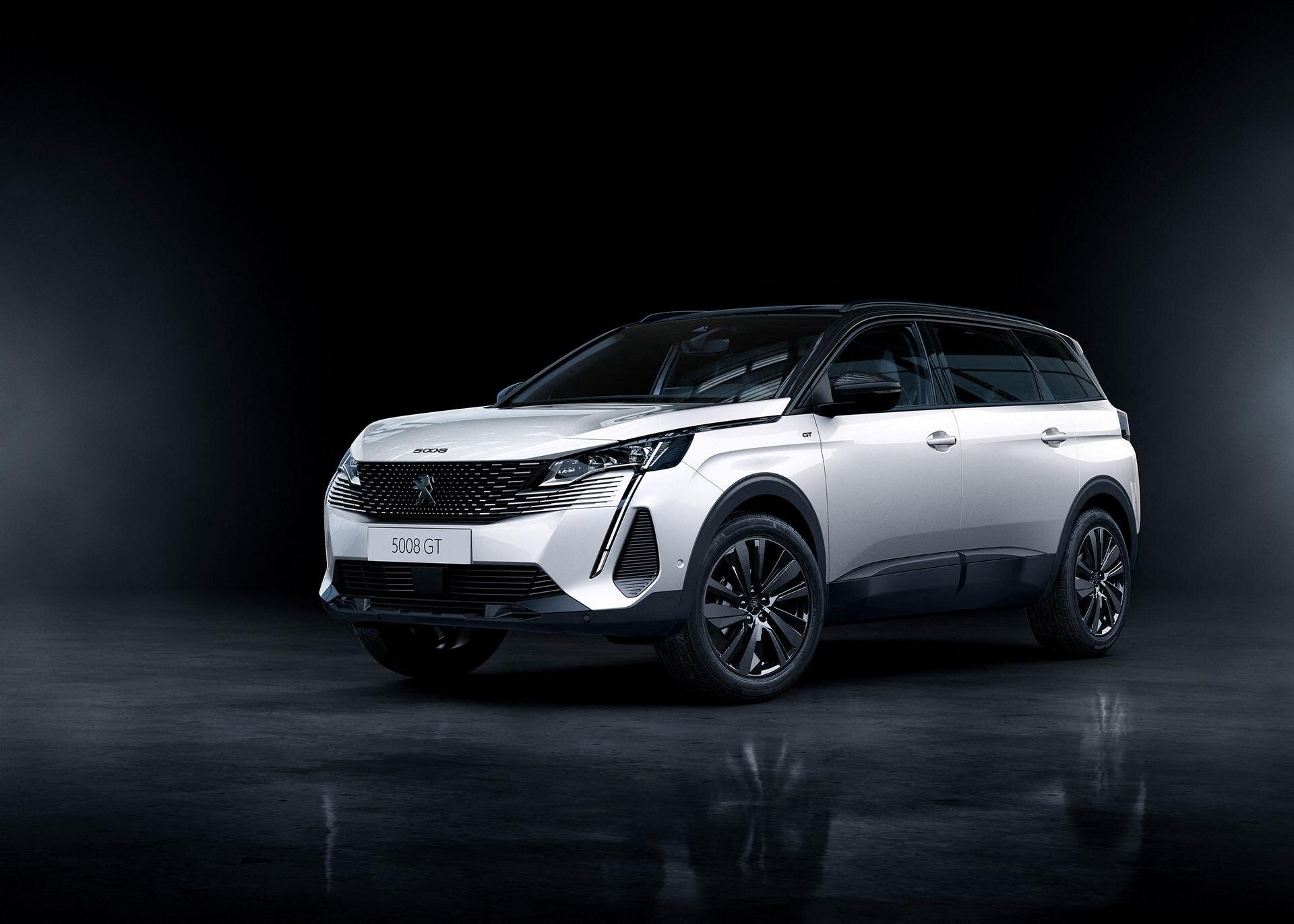 Peugeot 5008 2022