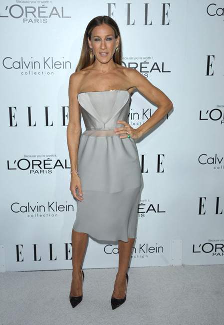 fiesta Elle Women in Hollywood 2012 sjp