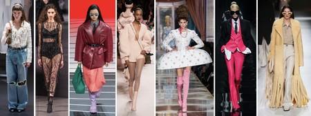 Lo mejor de la Milan Fashion Week Otoño-Invierno 2020/2021: desde la locura de Moschino sin olvidarnos de la elegancia absoluta de Fendi