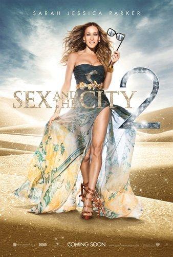 Sarah Jessica Parker protagonista única del cartel definitivo de Sexo en Nueva York 2