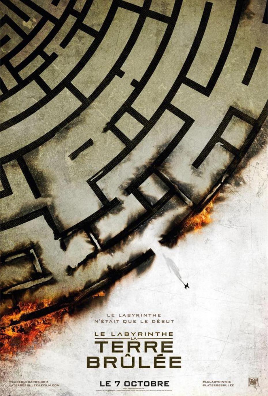 Foto de Todos los carteles de 'El corredor del laberinto: Las pruebas' (8/11)