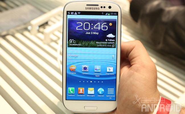 Foto de Samsung Galaxy SIII (9/16)
